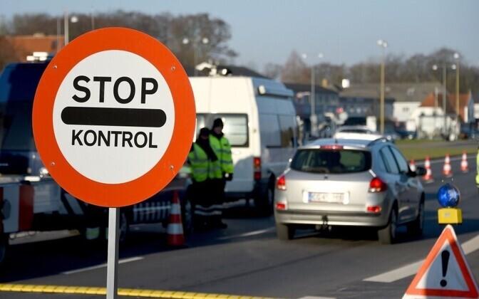 Контроль на границе Дании и Швеции усилят.
