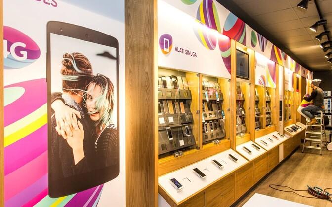В мае компания Telia Eesti меняет цены на телепакеты и интернет.