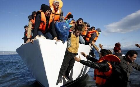 Мигранты. Иллюстративное фото.