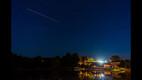 I koht kategoorias pildiseeriad: ülesvõte ''rahvusvaheline kosmosejaam Rõuge Suurjärve kohal''.