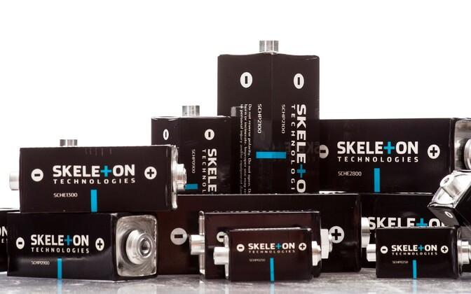 Skeleton Technologies' ultracapacitors