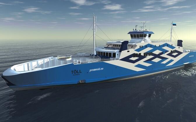 Port of Tallinn new ferries
