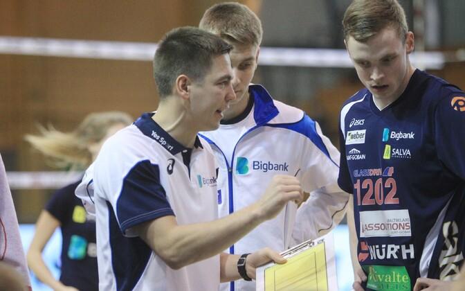 Oliver Lüütsepp ja Tartu Bigbank
