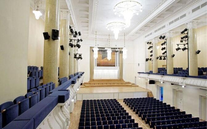 Valimiskogu tuleb kokku Estonia kontserdisaali