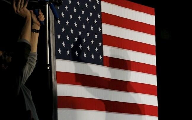 Флаг США. Иллюстративное фото