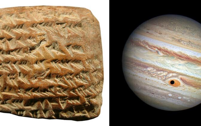 Meetodit kasutati Jupiteri liikumise ennustamiseks.