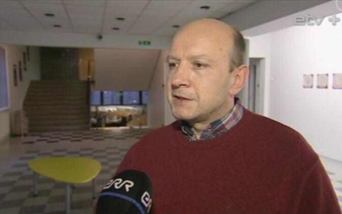 Научный сотрудник Международного центра обороны и безопасности Калев Стойческу