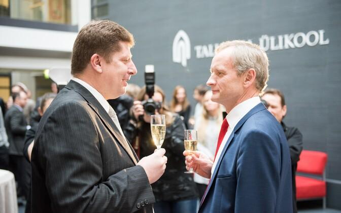 Hannes Palang ja Tiit Land