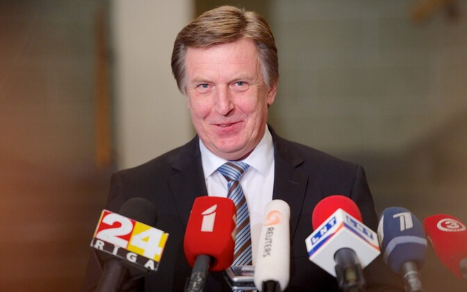 Peaministrikandidaat Māris Kučinskis