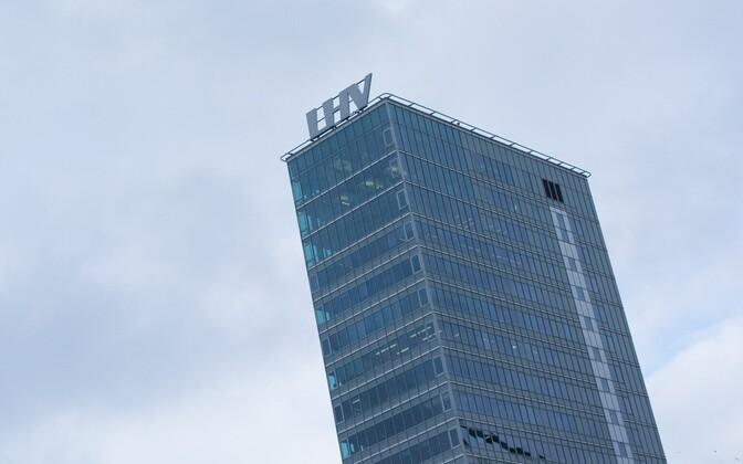 LHV's Tallinn headquarters.