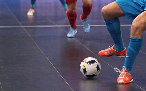 Saalijalgpall ehk futsal