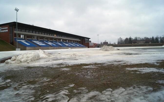 Tehvandi suusastaadion 11.02.2015