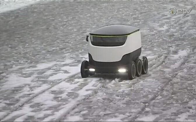 Pakirobot.