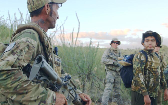 Mehhiko sõdurid. Foto on illustreeriv.