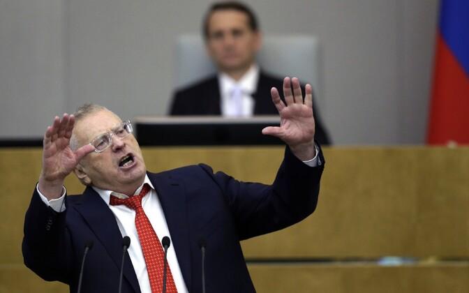Vladimir Žirinovski riigiduumas