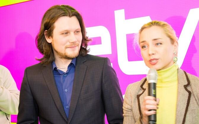 Эстонское национальное телерадиовещание открыло телестудию в Нарве.