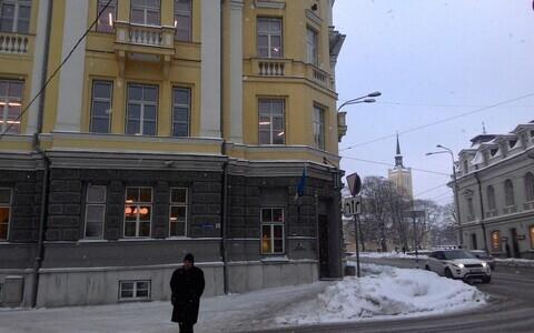 Таллиннский окружной суд.