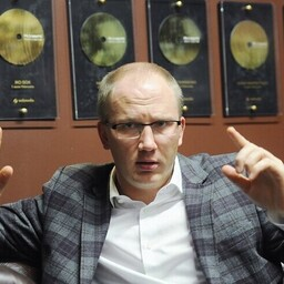 Nortal CEO Priit Alamäe.