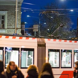Acting mayor Taavi Aas sees no point to constructing a tram line to Lasnamäe.