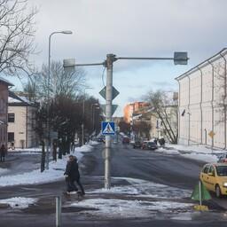 В Кохтла-Ярве.