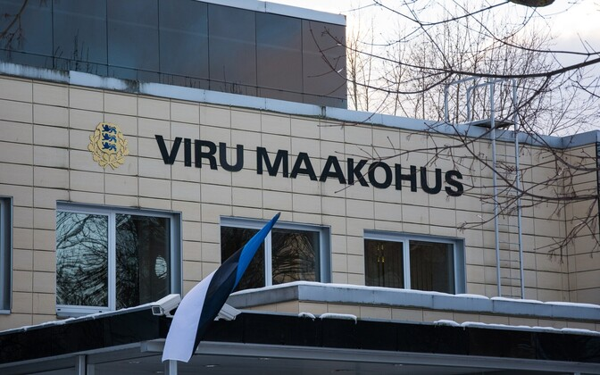 The Viru county court.