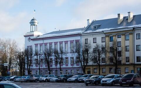 Нарвская управа сверстала бюджет на 2018 ггод.