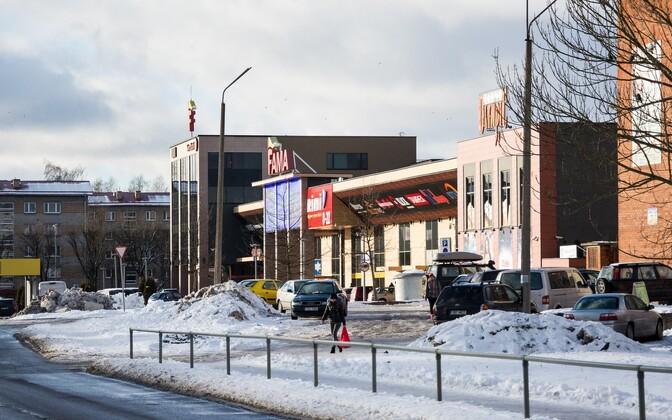 Lidl soovib oma esimest kauplust Eestis ehitada Fama kaubanduskeskuse lähistele Narvas.