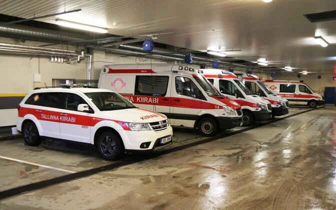 Tallinnas avati kiirabi renoveeritud peahoone ja uus koolituskeskus
