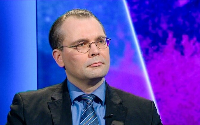 Soome kaitseminister Jussi Niinistö (Põlissoomlased)