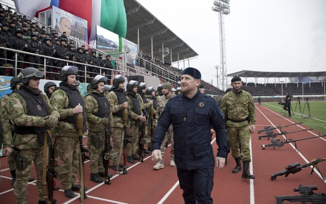 Tšetšeenia juht Ramzan Kadõrov