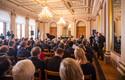 2015. aasta teadus- ja kultuuripreemiate üleandmine 24. veebruaril Teaduste Akadeemia saalis.