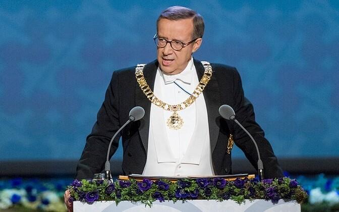 President Ilves' Independence Day speech | News | ERR