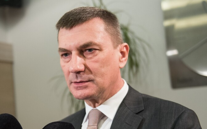 Vice-President of the European Commission Andrus Ansip.