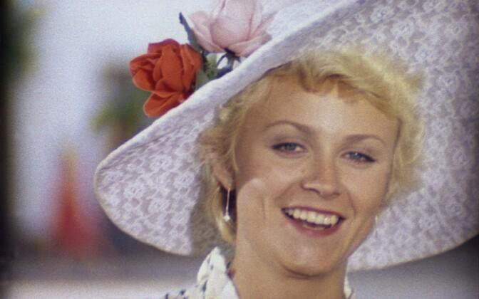 Anne Veski tähistas 60. sünnipäeva. Eesti Telefilm