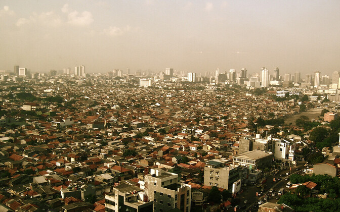 Vaade Jakartale.