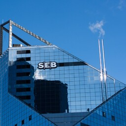 SEB's first quarter profits dropped 2.3 percent on year in 2017.