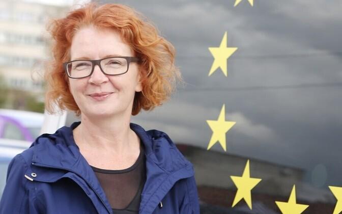Yana Toom, europarlamendi saadik ja Keskerakonna aseesimees
