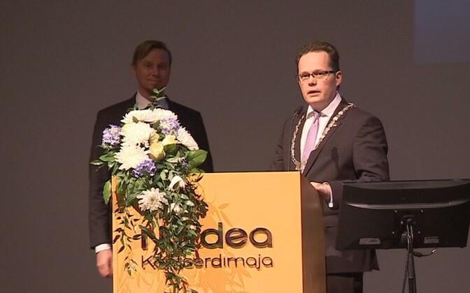 Sten Luiga ja Hannes Vallikivi