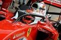 Ferrari halo kaitsesüsteemiga