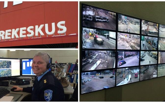 97b28d4d086 Politsei näitab oma igapäevatööd Facebookis | Eesti | ERR