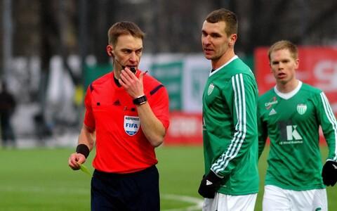 Kohtunik Roomer Tarajev ja Marek Kaljumäe