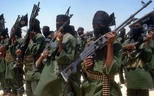 Al-Shababi võitlejad Somaalias