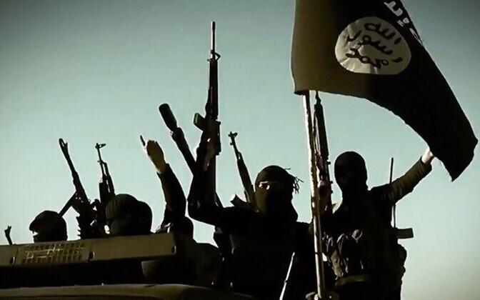 Боевики ИГИЛ. Иллюстративное фото.