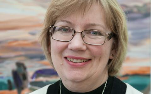 Tartu ülikooli professor Renate Pajusalu.