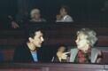 Maire Aunaste, näitleja Salme Reek. September 1987