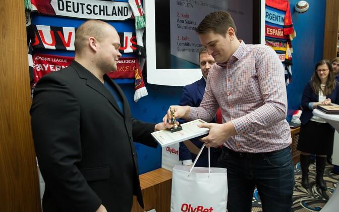 Mart Seim ja Steiv Silm