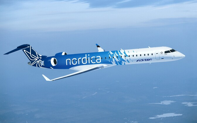 NAG's new Nordica livery.
