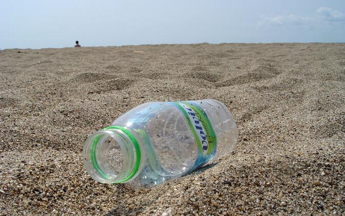 Plastpudel