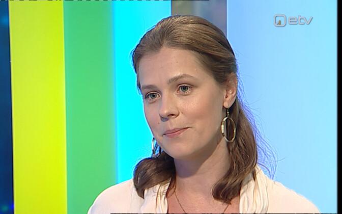 Ajakirjanik Katrin Lust
