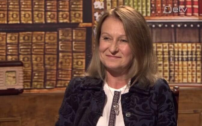 Tiina Intelmann.